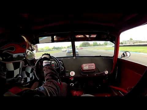 2015 SVRA Indianapolis Vintage Grand Prix Group 8 Sprint Race