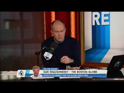 Boston Globe Columnist Dan Shaughnessy on Aaron Hernandez