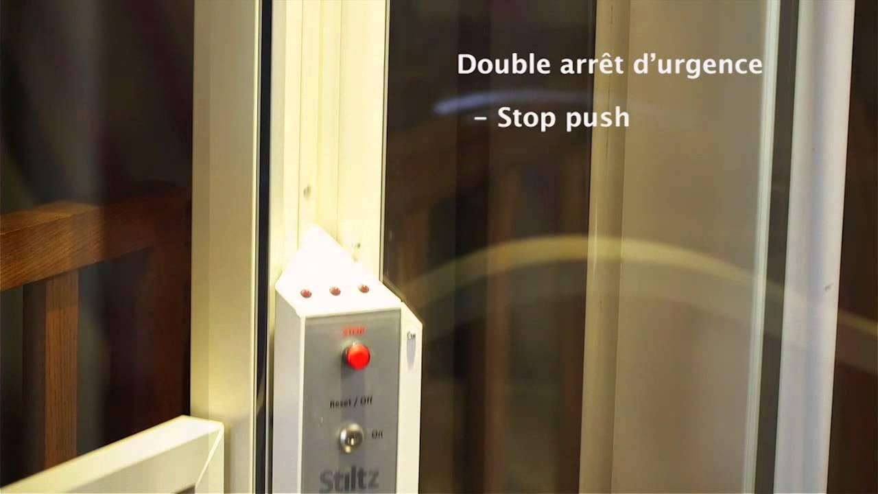Video Mini Ascenseur Stiltz YouTube