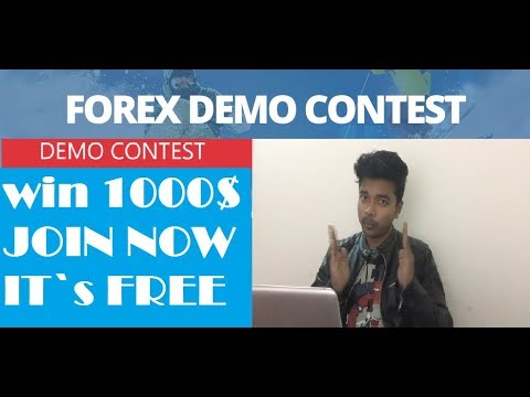 Contest forex demo account