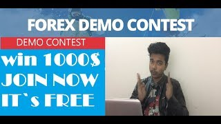 Win 1000$ Real Dollar from Forex Trade demo Free Contest. Hot Forex demo contest, FBS demo contest