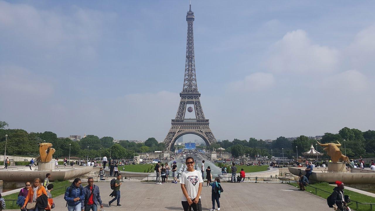 París Francia Lugares Turísticos De París Turismo En