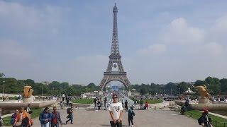 París Francia. Lugares Turísticos De París. Turismo En París, France