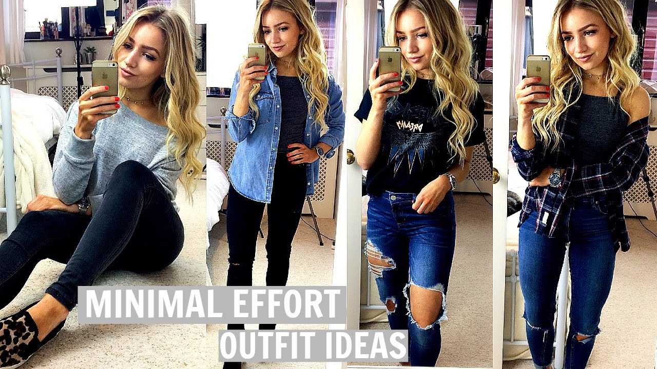 last minute outfit ideas