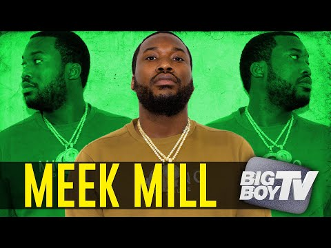 Meek Mill on Ending The Beef w Drake 6ix9ine Getting Locked Up + Awful Prison Conditions