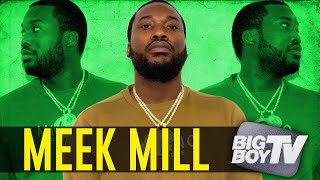 Meek Mill on Ending The Beef w/ Drake, 6ix9ine Getting Locked Up + Awful Prison Conditions