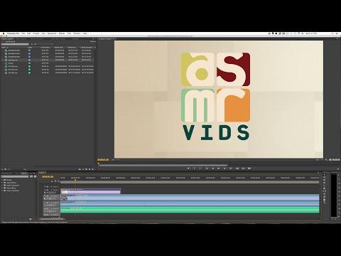 How To Make An ASMR Video - ASMR