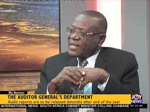 The Auditor General's Department - My Banner (16-3-15)