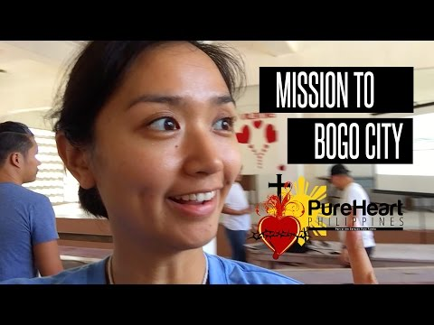 Pure Heart Mission to Bogo City!