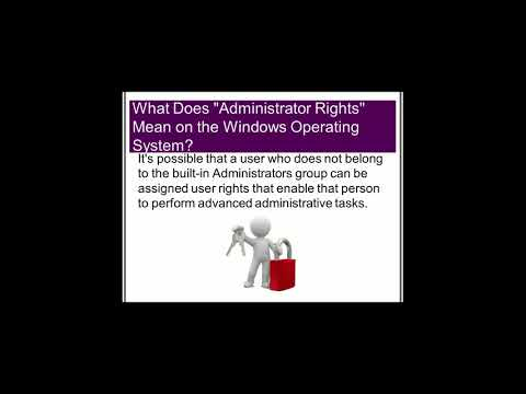 How to Use a Least Privilege User Account Strategy to Balance User Empowerment Security in a Windows