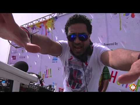 Rang de Bahrain 2013 - Color Festival Bahrain - Official Video Part 1
