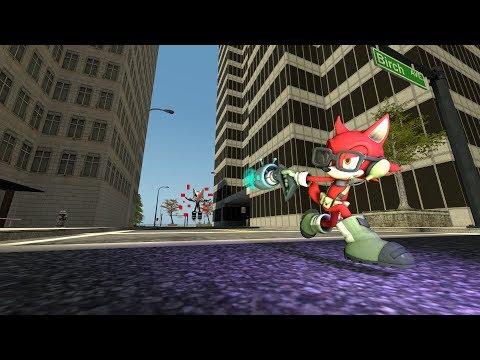 Agent vs Infinite [Sonic Forces]