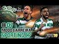 DIA INTERNACIONAL DA BUJA!!! 💚⚪ Modo Carreira #07 Sporting CP [FIFA19]