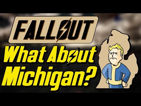 Fallout - What About Michigan? (Michigan & The Great War)