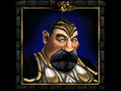 Warcraft Iii Human Units Youtube