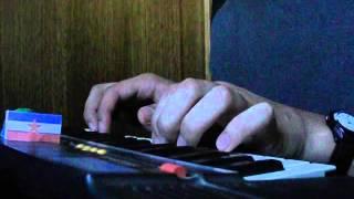 Hej Sloveni - Himno de Yugoslavia (piano)