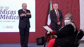Conferencia de prensa en vivo, desde Palacio Nacional. Viernes 23 de octubre 2020 | Presidente AMLO