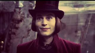 Barnabas Collins, Willy Wonka MV-Hum along