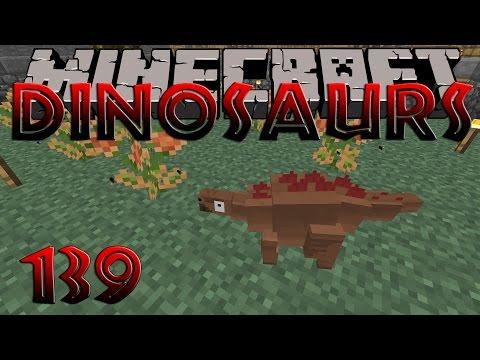 Minecraft Dinosaurs - Part 139 - Baby Stegosaurus!