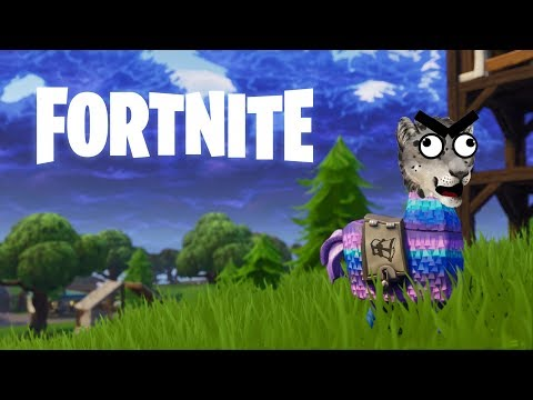 LEAPING LLAMAS | Fortnite