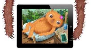 Promo video for Adopt a Sloth App, from Jumping Pages