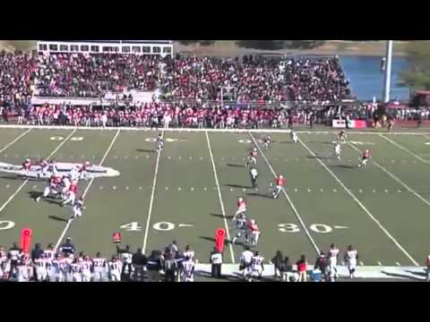 Curtis Simmons Highlights 2014 Prospect Howard University (CB,S)