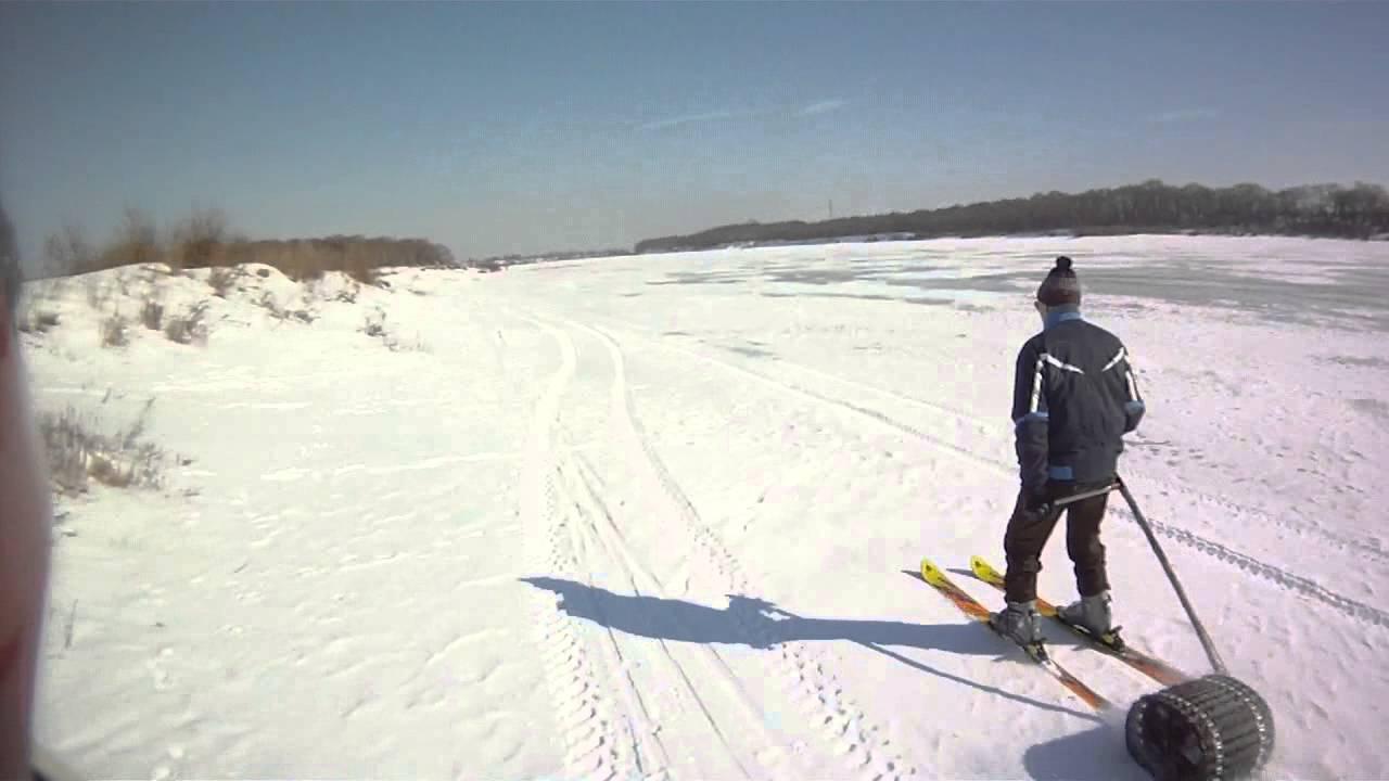 Буксировщике лыжника своими руками фото 391