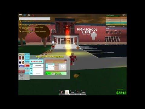 Roblox 5 Hats 5 Shirts And 3 Pants Id Codes Youtube