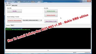 Video How To Install  Infinity-Box BEST NK2 v1.00 - Nokia HMD edition download MP3, 3GP, MP4, WEBM, AVI, FLV Juni 2018