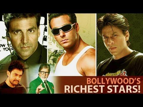 Richest Bollywood Actors | Stars Gossip | Richest Stars News