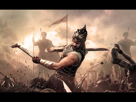 "BAHUBALI The conclusion Tribute music : ""Rise of Mahendra Bahubali"""
