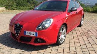 Alfa Romeo Giulietta Quadrifoglio Verde: Il test drive di HDmotori.it