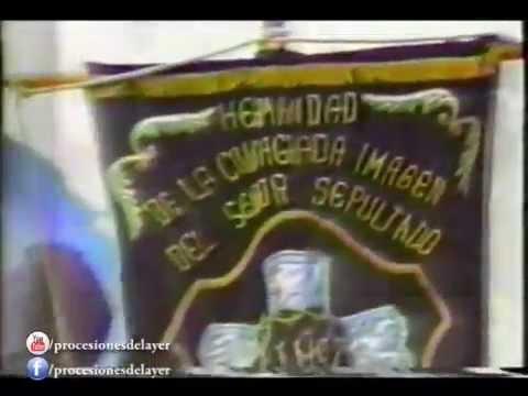 1991 Semana Santa Guatemala Jueves Santo a Domingo de Resurreccion