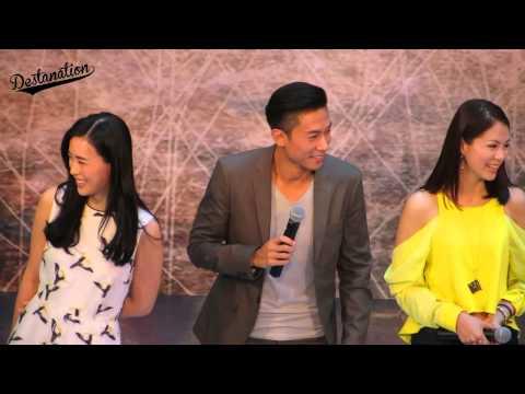 07 Mar 2015 Desmond Tan - Second Chance 流氓律师 Meet and Greet at One KM Mall
