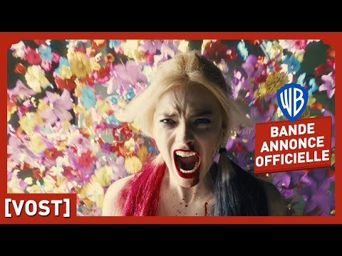 The Suicide Squad - Bande-Annonce Non Censurée 2 (VOSTFR) - Margot Robbie, Idris Elba