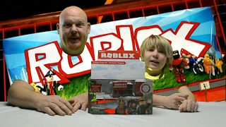 new Roblox game Toys Surprise Blind Boxes, Unboxing & Toy Review, caden08