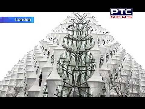 AmericaUnveils itsNewUSEmbassy in London
