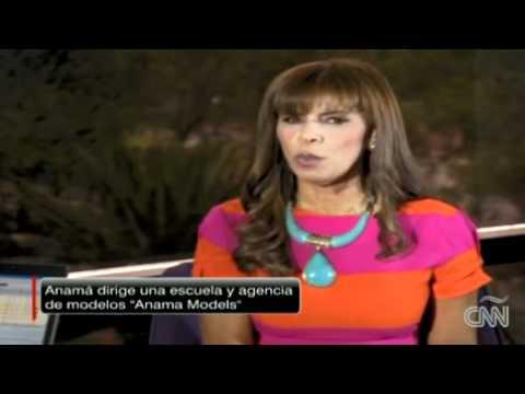 Entrevista a la modelo Anama Ferreira - YouTube