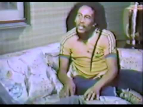 Bob Marley Talks About Calypso Influence on Reggae