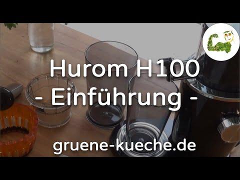 Teil 1 - Vorstellung des Hurom H100