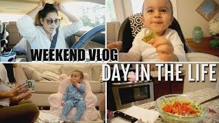 EXCITING NEWS, TODDLER HAUL, COOKING + HOW I TEACH MY TODDLER  | XoJuliana