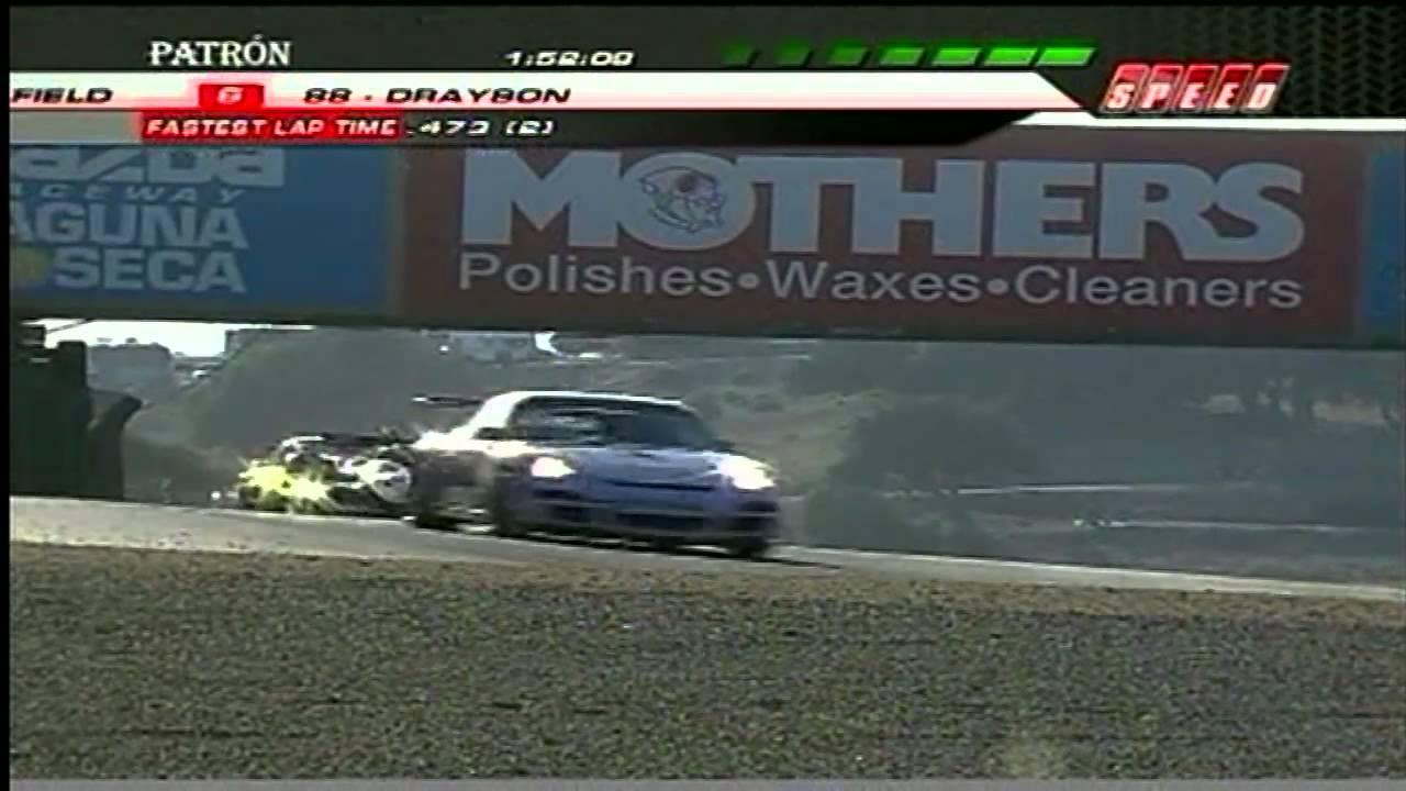 2009 Laguna Seca Race Broadcast