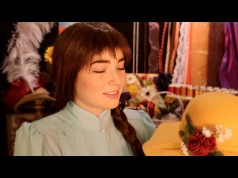 ASMR Howl's Moving Castle: Sophie's Hat Shop 👒