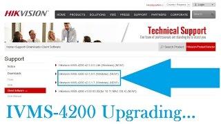 Установка и настройка клиента IVMS 4200 - VideoRuclip