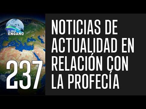 237a. Noticias de actualidad en relación con la profecía.