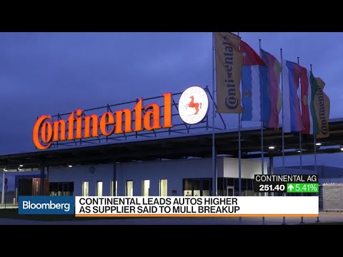 Continental AG Said Considering Possible Breakup