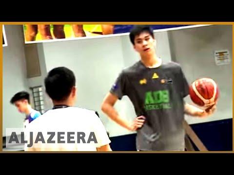 'Are Filipino Basketball Players Getting Taller?' - Al Jazeera (VIDEO)