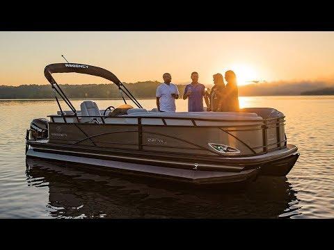 REGENCY 220 DL3 Luxury Pontoon Boat
