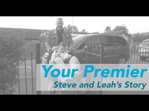 Steve and Leah's Story // Your Premier