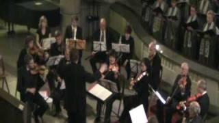 """J.S. Bach Cantata No. 142 """"Uns ist ein Kind geboren"""" (Part 1/2)"""